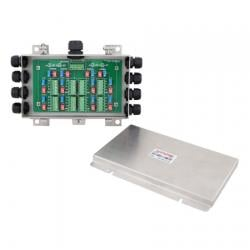 AnyLoad J08ES and J08SS Stainless Steel Junction Box