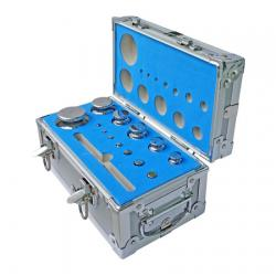 AnyLoad TWSF1 Complete Stainless Steel Test Weight Set, F1 Grade