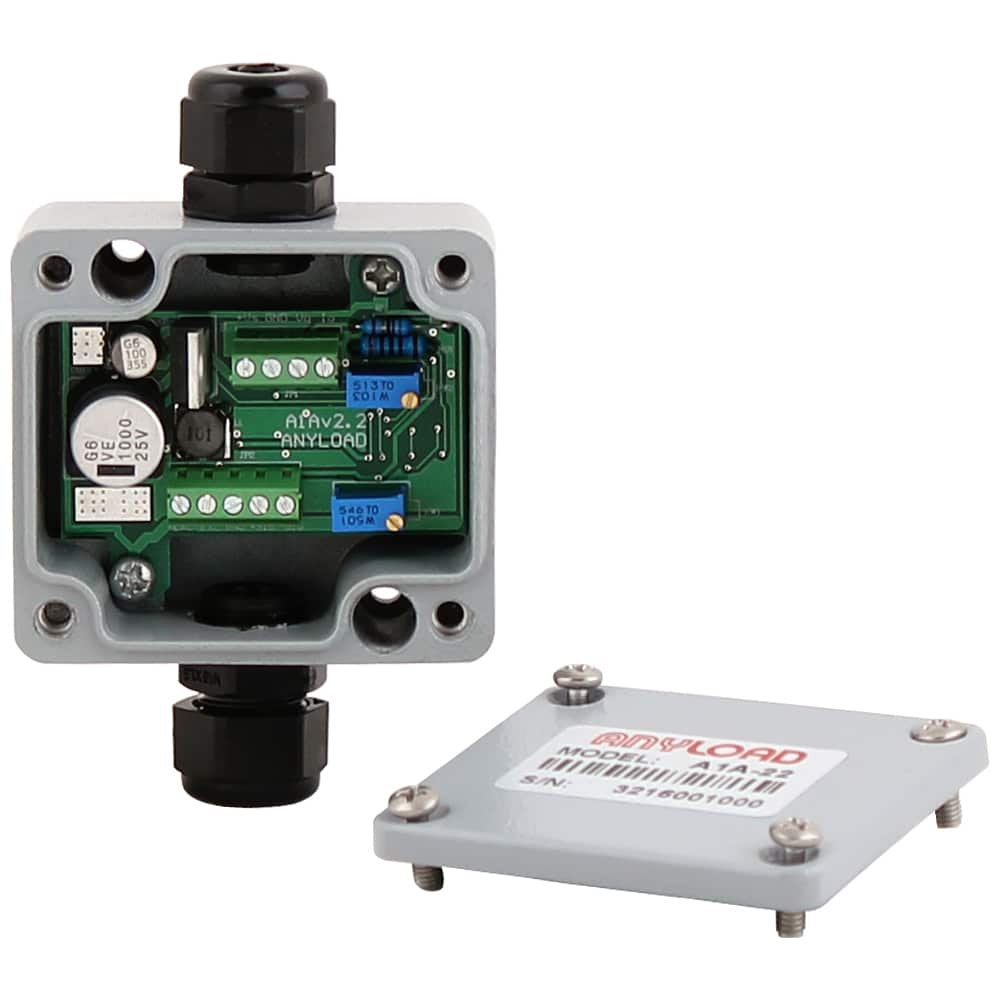 photo of load cell amplifier